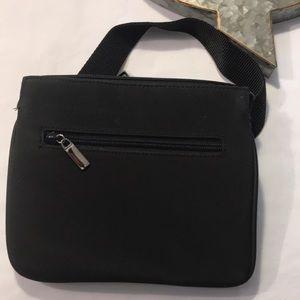 Waist Bag Nylon Black